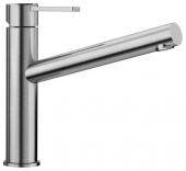Blanco Ambis - Küchenarmatur metallische Oberfläche Hochdruck Edelstahl gebürstet