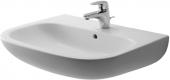 Duravit D-Code - Waschtisch 650 mm weiß