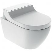 Geberit AquaClean Tuma Comfort - WC-Komplettanlage Wand-WC weiß