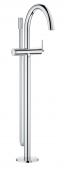Grohe Atrio - Einhand-Wannenbatterie Fertigmontageset Bodenmontage chrom Bild 1