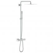 Grohe Rainshower - F-Series System 254 Duschsystem für die Wandmontage