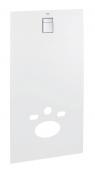 Grohe Skate Cosmopolitan - Glas-Designmodul für Rapid SL und Uniset moon white