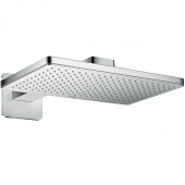 Hansgrohe Axor - Kopfbrause 460 1jet chrom mit Brausearm SoftCube
