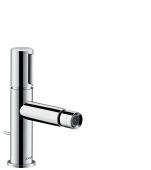 Hansgrohe Axor Uno Select - Bidetmischer brushed nickel