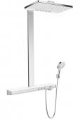 Hansgrohe Rainmaker Select 460 - 2jet Showerpipe EcoSmart