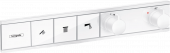 Hansgrohe RainSelect - Thermostat Unterputz Fertigset 3