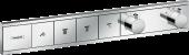 Hansgrohe RainSelect - Thermostat Unterputz Fertigset 4