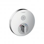 Hansgrohe ShowerSelect S - Unterputz-Mischer für 1 Verbraucher chrom
