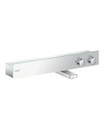 Hansgrohe ShowerTablet 600 - Thermostat Wanne Aufputz DN15 chrom