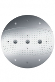 Hansgrohe Raindance Rainmaker - Air 3jet Kopfbrause 600 mm mit Beleuchtung DN20 chrom