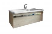 Ideal Standard Tonic II - Waschtisch-Unterschrank 1000 x 400 mm pinie dekor hell