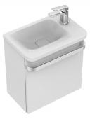 Ideal Standard Tonic II - Waschtisch-Unterschrank 450 mm für Handwaschbecken weiß hochglanz