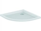 Ideal Standard HOTLINE NEU - Quarter-circle shower tray
