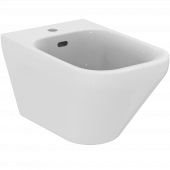 Ideal Standard Tonic II - Wandbidet 1 Hahnloch 355x 560 x 350 mm weiß mit Ideal Plus