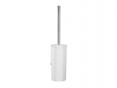 Keuco Collection Moll - Toilet Brush m. 12764 handle, chrome / white