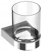 Keuco SMART.2 - Glashalter chrom / klar