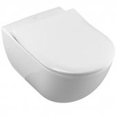 Villeroy & Boch Subway - Tiefspül-Wand-WC 560 x 370 mm weiß