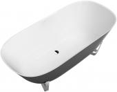 Villeroy & Boch Antheus - Badewanne freistehend Colour on Demand 1750 x 800 mm weiß alpin