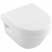Villeroy & Boch Architectura - Tiefspül-WC spülrandlos Compact