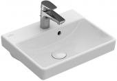 Villeroy & Boch Avento - Handwaschbecken 450 x 370 mm mit CeramicPlus weiß