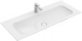 Villeroy & Boch Finion - Schrankwaschtisch 1200 x 500 mm stone white mit CeramicPlus