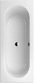 Villeroy & Boch Loop & Friends - Whirlpoolsystem 700 x 440 mm weiß alpin CC TP1