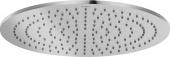 Duravit Universal - Kopfbrause D300 schwarz matt