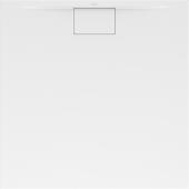 Villeroy & Boch Architectura MetalRim -Duschwanne inkl. Antirutsch 1000 x 1000 x 15 mm weiß alpin