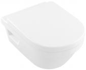 Villeroy & Boch Architectura - Tiefspül-WC spülrandlos XL 410 x 580 mm DirectFlush weiß alpin