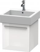 Duravit x-Large - Waschtischunterbau weiß hochglanz dekor 450 mm