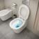 Ideal Standard Connect - Wand-Tiefspül-WC AquaBlade 365 x 540 x 340 mm weiß mit Ideal Plus3