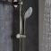 Grohe Euphoria XXL - Duschsystem 310 mit Thermostat hard graphite gebürstet environmental 4