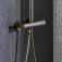 Grohe Euphoria XXL - Duschsystem 310 mit Thermostat hard graphite gebürstet environmental 6