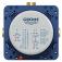 Grohe Rapido SmartBox - Universal-Unterputz-Einbaukörper 2