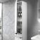 Ideal Standard Tonic II - Waschtischunterschrank mit 2 Türen 350 x 300 x 1735 mm hochglanz weiß2