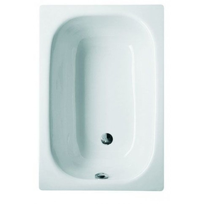Bette LaBette - Special anti-slip bath beige3107 with two handle holes - 108 x 73