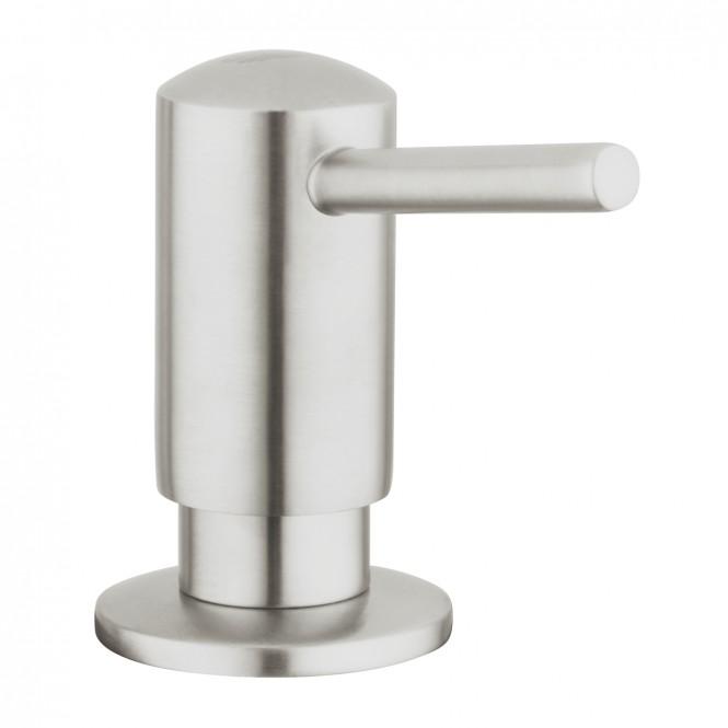 Grohe - Seifenspender Contemporary Vorratsbehälter 0,4 l supersteel