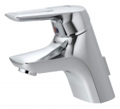 Ideal Standard CeraMix Blue - Single Lever Basin Mixer XS-Size with pop-up waste set chrome