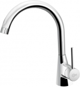 Ideal Standard Nora - Single lever kitchen mixer with swivel spout chrome