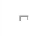 Duravit Starck - Furniture panel 690x890mm