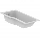 Ideal Standard Connect Air - Dusch-Badewanne Version links 1700 x 800 x 465 mm weiß
