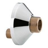 """Grohe - S-Anschluss 12050 3 / 8"""" x 3 / 4"""" Verstellbarkeit 17 mm chrom"""