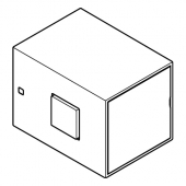 Grohe Grohtherm Cube - Absperrgriff 47960 chrom