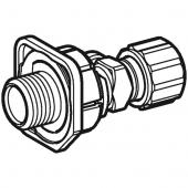 Geberit - Wasseranschluss zu Unterputz-Spülkasten Sigma 120 mm und Kappa 150 mm