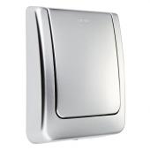 Grohe - Classic-Abdeckplatte 43048 für Urinal matt