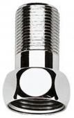 Grohe - gerader Anschluss für Grohtherm XL DN 25 chrom