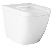 Grohe Euro Keramik - Stand-Tiefspül-WC back-to-wall weiß