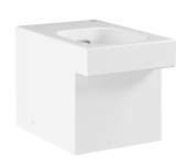 Grohe Cube - Stand-Tiefspül-WC PureGuard weiß