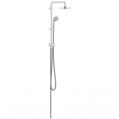 Grohe Tempesta 180 - Flex Duschsystem Wandmontage mit Umstellung chrom
