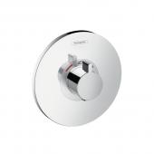 Hansgrohe Ecostat S - Thermostat 37 l / min Unterputz chrom